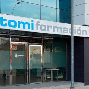 Nuevas instalaciones de Tomi Formación